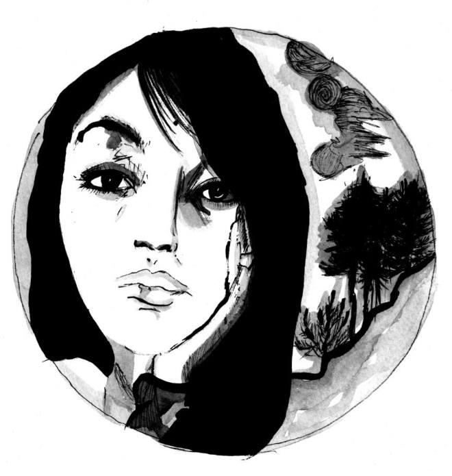 florence billet autoportrait